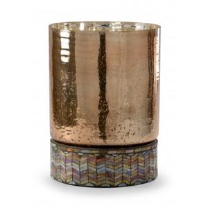 Aztec Candle Hurricane | Wildwood Lamp