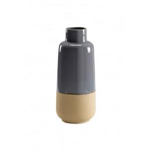 Grey Potters Vase