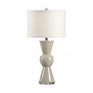 Mildred Lamp in Stone Gray | Wildwood Lamp