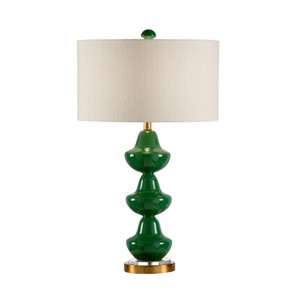 Addison Lamp in Emerald | Wildwood Lamp