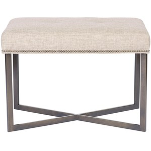 Jersey Ottoman | Vanguard Furniture