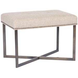 Jersey Ottoman | Vanguard Furniture