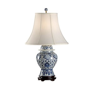 Indigo Garden Lamp | Wildwood Lamp