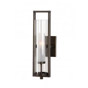 Lancaster Sconce in Bronze   Wildwood Lamp