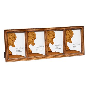 Satinwood Ribbed Picture Frame   Jonathan Charles