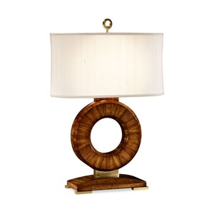 """Porthole"" Table Lamp | Jonathan Charles"