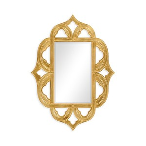Gilded Antique Gold-Leaf Mirror | Jonathan Charles