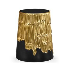 Gilded Lamp Table | Jonathan Charles