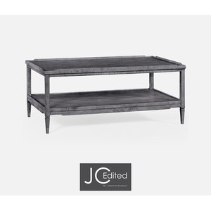 Antique Dark Grey Coffee Table | Jonathan Charles