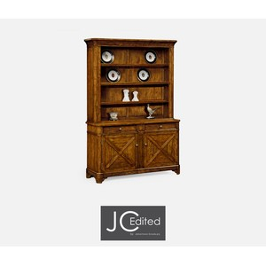Country Walnut Style Walnut Dresser | Jonathan Charles