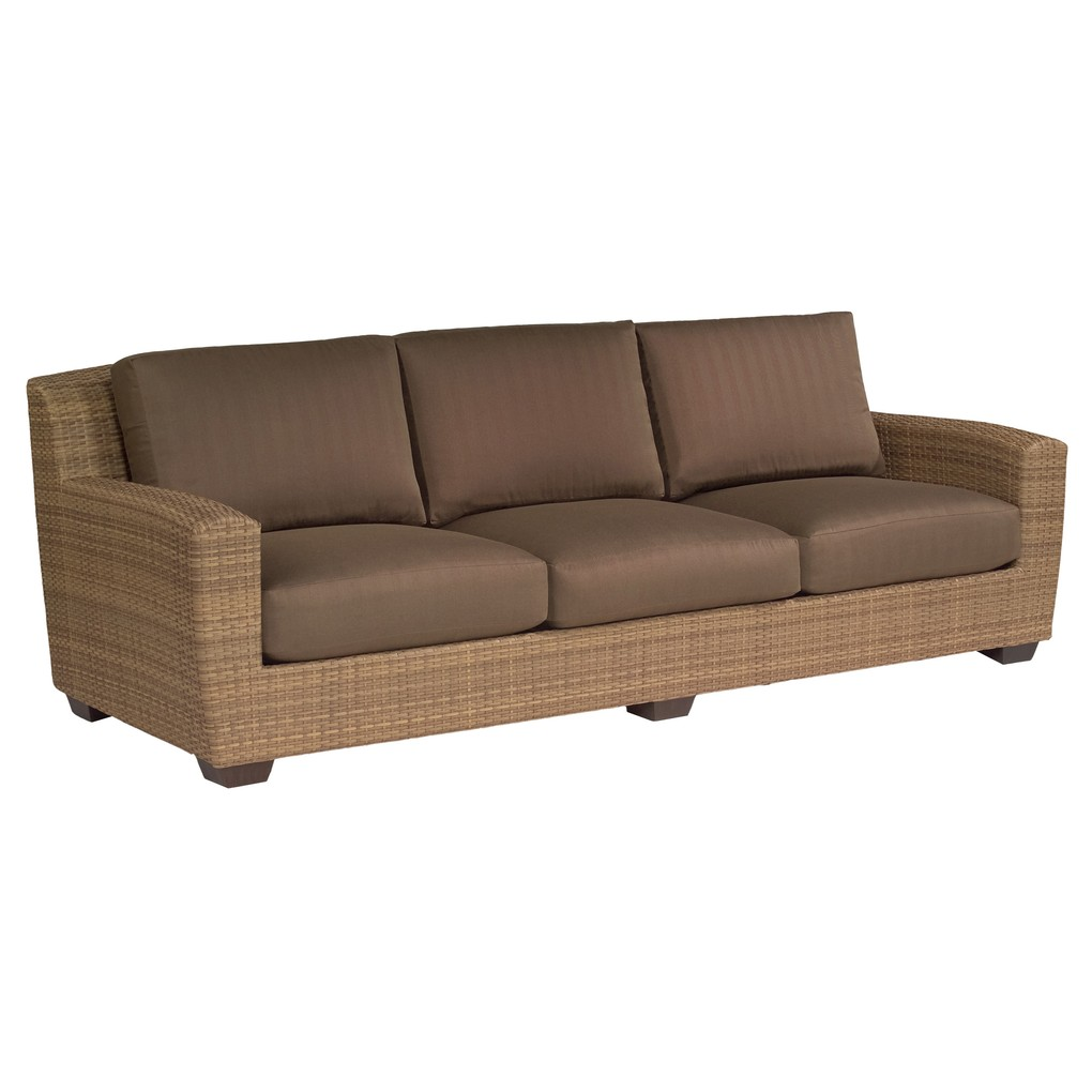 Saddleback Sofa | Woodard