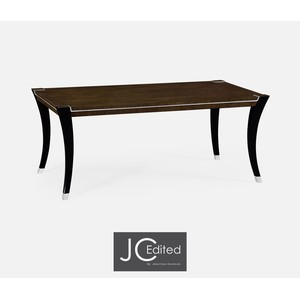 Rectangular Coffee Table in American Walnut | Jonathan Charles