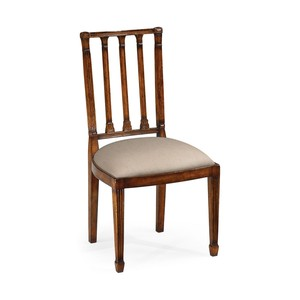 Dining Chair with Column Back