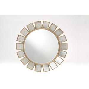 Gramercy Round Wall Mirror