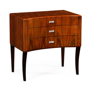 Art Deco Curved Chest of Drawers