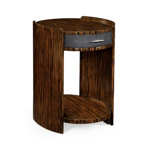 Oval Side Table | Jonathan Charles