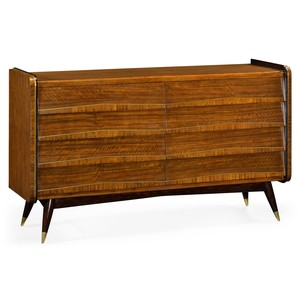 Mid-Century Eight-Drawer Dresser | Jonathan Charles