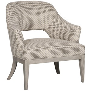 Kaley Chair | Vanguard Furniture
