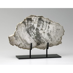 Large Petrified Wood on Stand