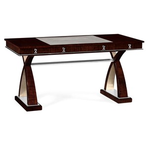 Desk in Figured Eucalyptus