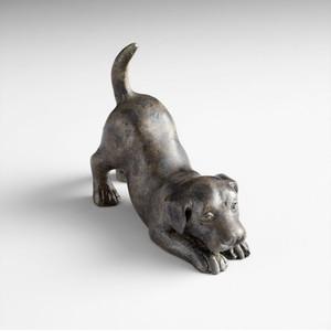 Hershey Puppy   Cyan Design