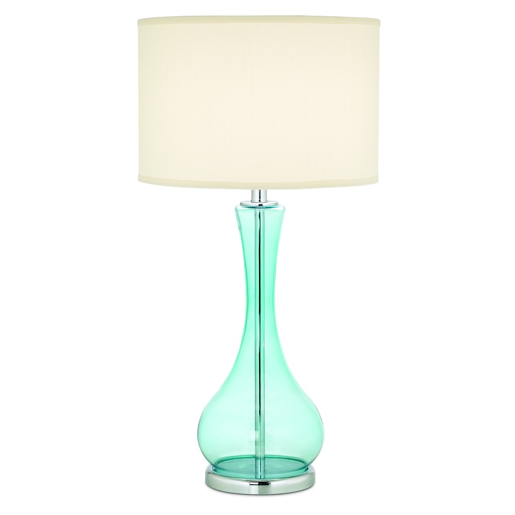 Blue Martini Table Lamp   Pacific Coast Lighting