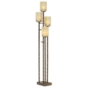 City Heights Floor Uplight | Pacific Coast Lighting