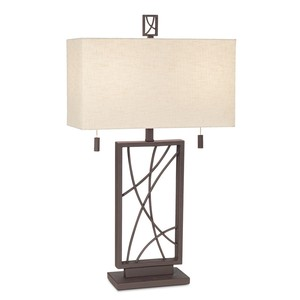 Crossroads Table Lamp | Pacific Coast Lighting