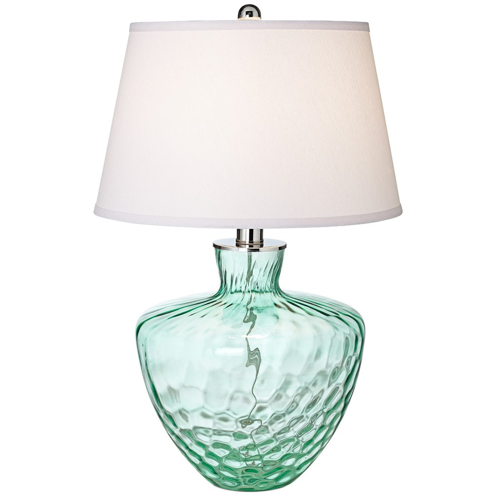 Emerald Cascade Table Lamp | Pacific Coast Lighting
