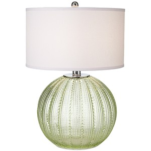 Green Urchin Table Lamp