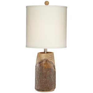 Scarlet Oak Table Lamp