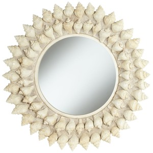 Tulip Shell Mirror | Pacific Coast Lighting