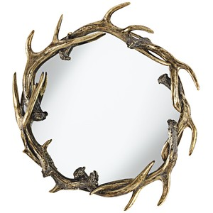 Caribou Medium Mirror