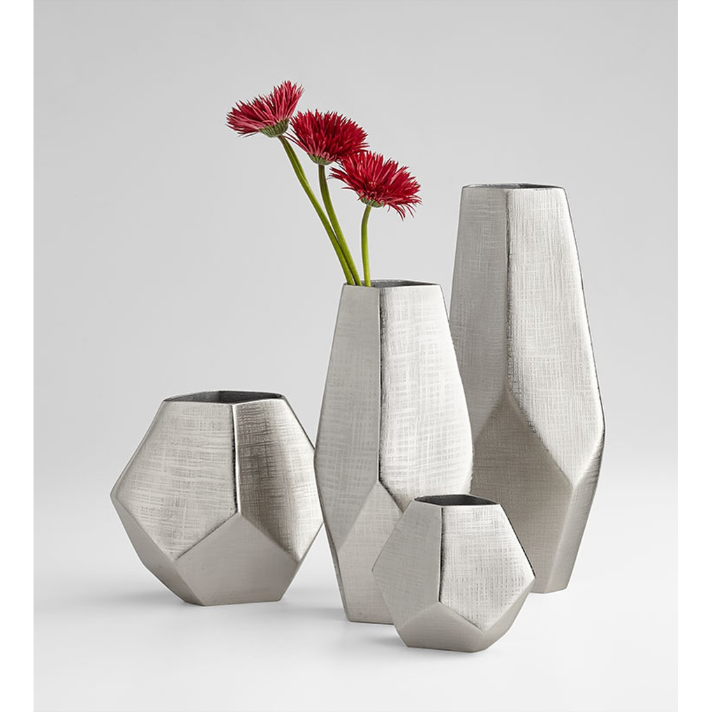 Large Vulcan Vase | Cyan Design
