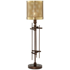 Steel Collage Table Lamp | Pacific Coast Lighting