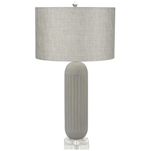 Simple Baluster Table Lamp