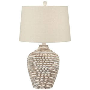 Resin Hammered Lamp | Pacific Coast Lighting
