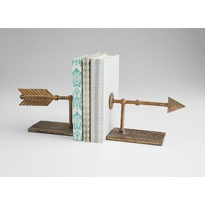 Archer Bookend | Cyan Design