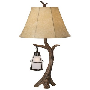 Mountain Wind Table Lamp