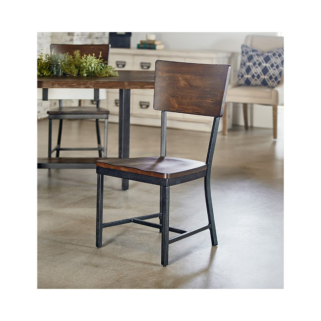 Contour Side Chair   Magnolia Home