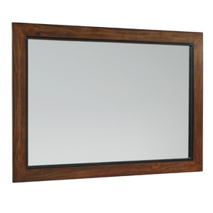 Industrial Framework Mirror