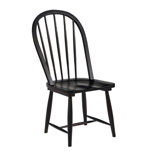 Windsor Hoop Chair in Black | Magnolia Home