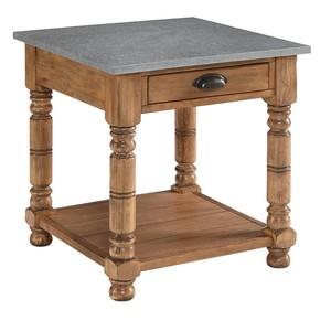 Primitive Bobbin Side Table | Magnolia Home