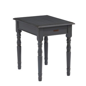 Primitive End Table in French Grey | Magnolia Home