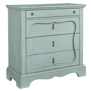Silhouette Four Drawer Chest | Magnolia Home