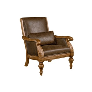 Webster Avenue Accent Chair | Magnolia Home