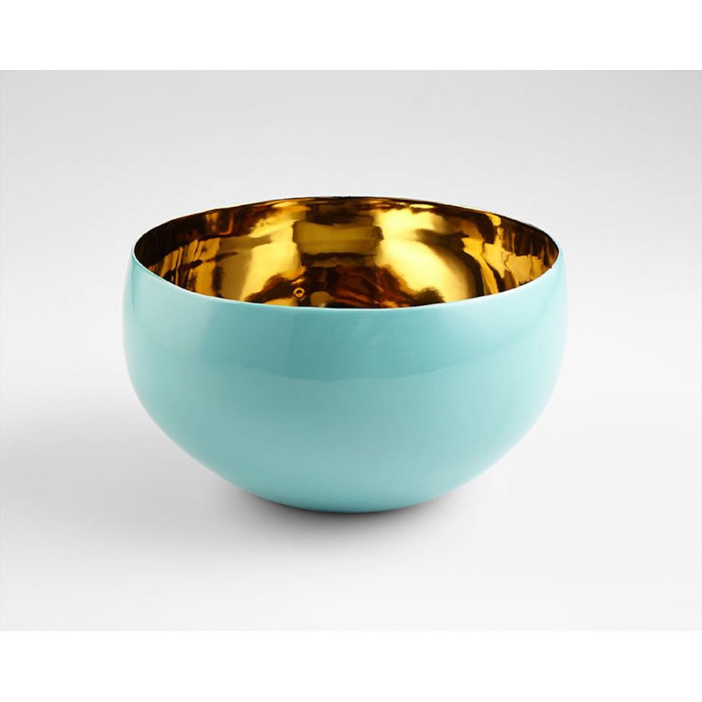 Large Nico Bowl | Cyan Design