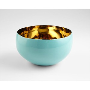 Large Nico Bowl | Cyan Design