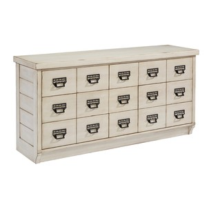 Archive Buffet/Dresser in Antique White | Magnolia Home