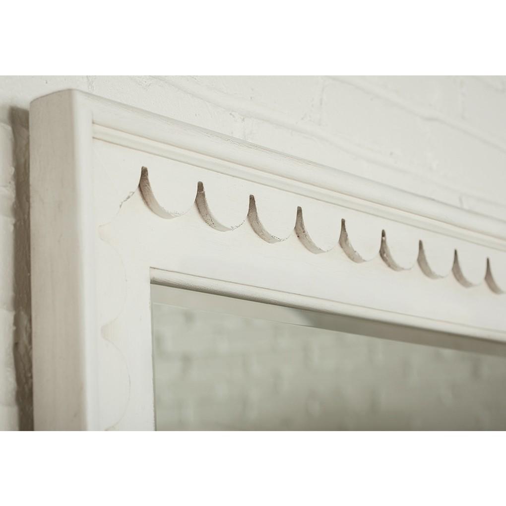 Scallop Short Mirror | Magnolia Home